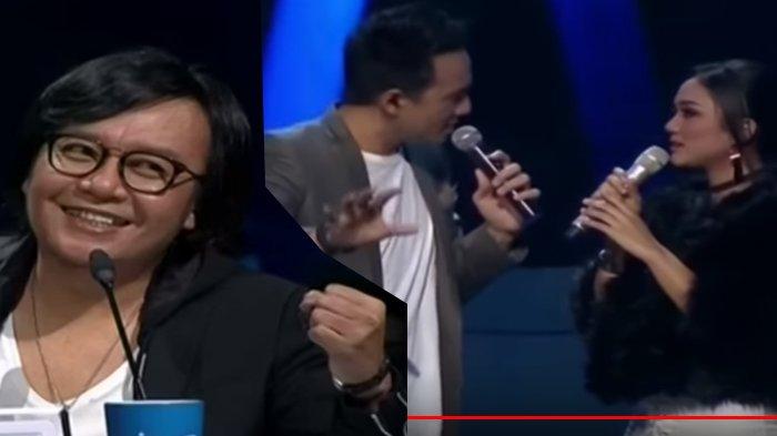 Ari Lasso Kepalkan Tangan Gara-gara Daniel Ajukan Pertanyaan Sensitif Ini ke Marion Jola