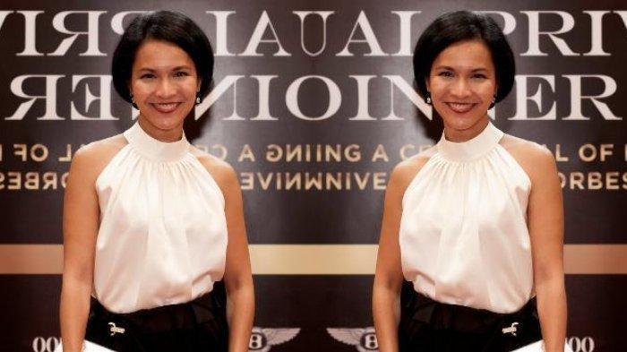 Lagi, Arini Subianto Kembali Dinobatkan Jadi Wanita Terkaya di Indonesia, Inilah Sumber Kekayaannya