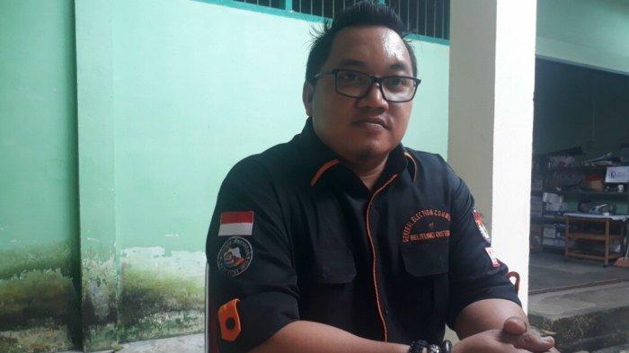 KPU Belitung Mulai Proses Penyusunan DPS Pileg 2019, Tak Ada Pencocokan dan Penelitian Data