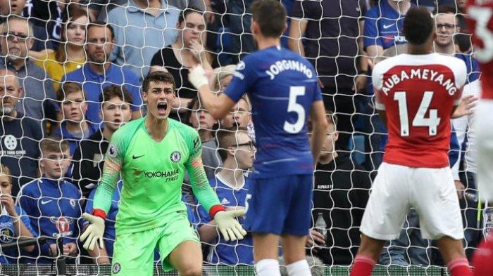 Live RCTI, Ajang Pembuktian PAOK Kontra Chelsea, Arsenal Jamu Vorskla