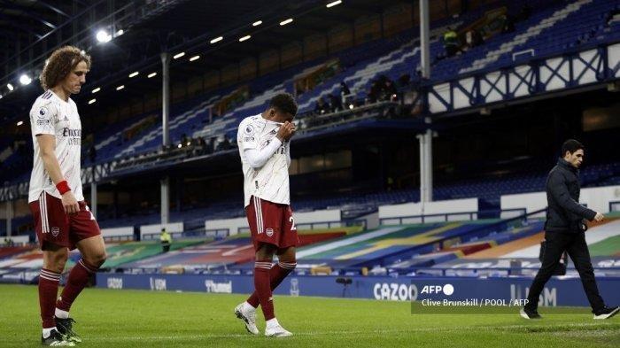 Nasib Buruk Arsenal, Terancam Degradasi Hingga Gaji Pemain Dipotong 25 Persen