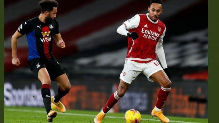 Hasil Liga Inggris, Streak Kemenangan Arsenal Terhenti, Palace Bikin The Gunners Mandul