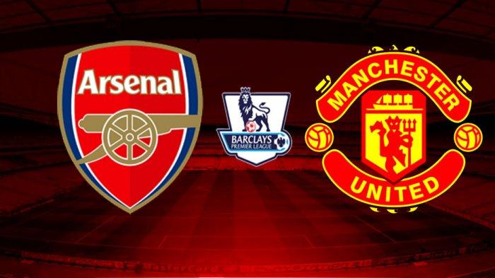 Live Streaming Arsenal Vs Manchester United, Waspada Rekor Kandang