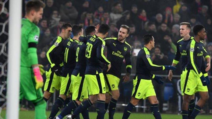 Hattrick Striker Asal Spanyol Ini Antar Arsenal jadi Juara Grup