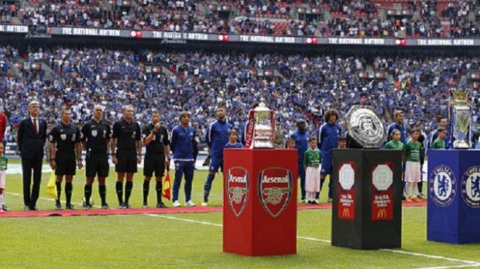 Sempat Tertinggal Oleh Chelsea, Arsenal Berhasil Raih Community Shield Lewat Adu Pinalti