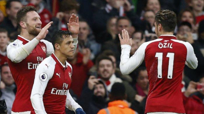 Menjamu Tottenham Hotspur, Arsenal Raih Kemenangan Derbi London Utara