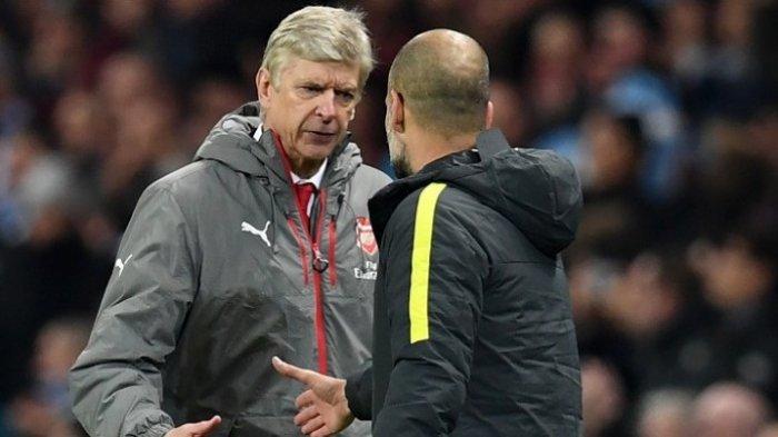 Live Streaming Manchester City Vs Arsenal, Mempertahankan Tren Positif Belum Terkalahkan