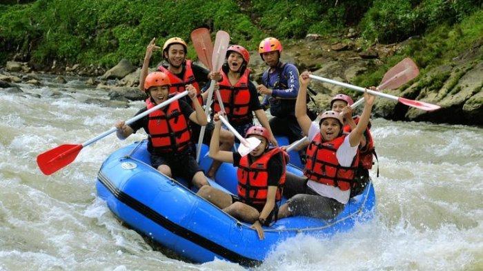 Industri Wisata Arung Jeram Merumahkan 7.804 Karyawan Dampak Covid-19
