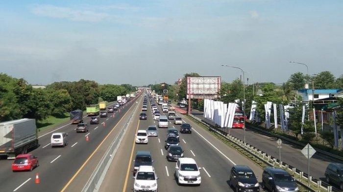 150.961 Kendaraan Keluar dari Jakarta Jelang Pergantian Tahun