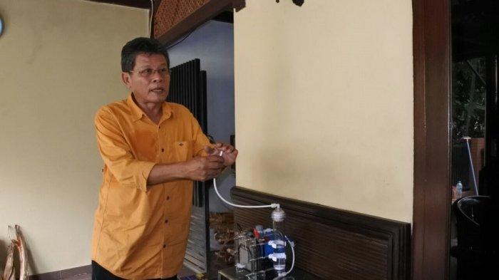 Bom Hidrogen dan Rompi Anti Peluru dari Sabut Ini Ciptaan Pria Indonesia, Padahal Tak Tamat SMA