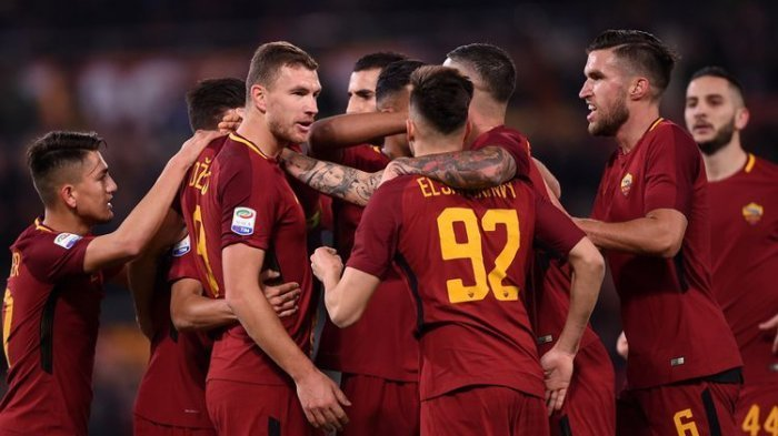 Tonton LIVE STREAMING Juventus Vs AS Roma Malam Ini! Catatan Buruk di Kandang Nyonya Tua