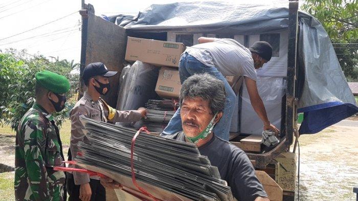 Logistik Pungut Hitung Bergeser Ke Desa-desa