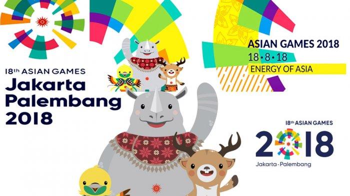 Jangan Lewatkan Jadwal dan Siaran Langsung Pertandingan Asian Games 2018 Hari Ini