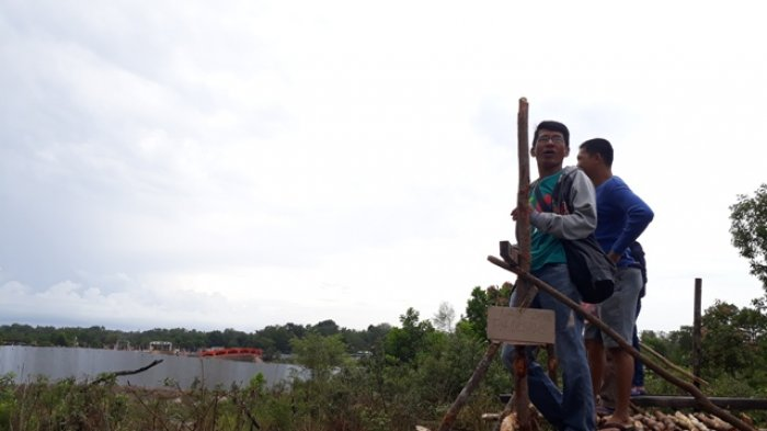 Saksikan MXGP Dari Panggung Dadakan Cuma Perlu Rogoh Kocek Rp 20 ribu