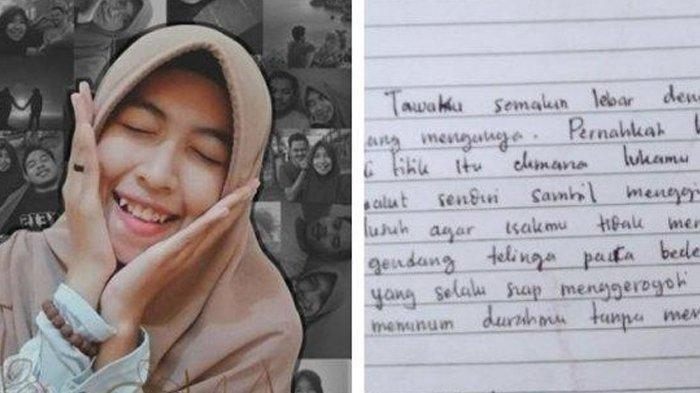 7 Fakta Pembunuhan Asmaul Husna, Pacar Habisi Nyawa Sang Kekasih, Ditangkap saat di Rumah Korban