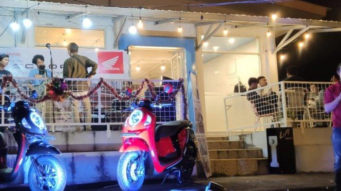 PT Asia Surya Perkasa Launching New Honda Scoopy