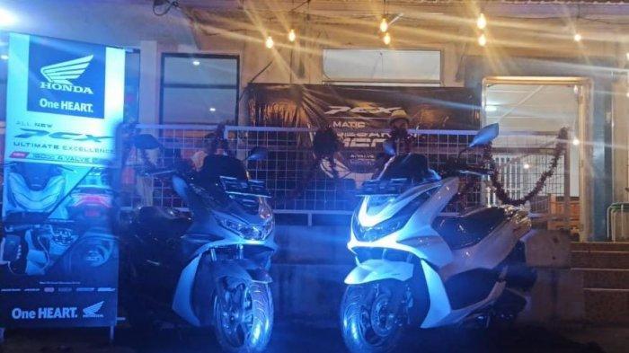 Honda ASP Launching Honda Premium PCX 160