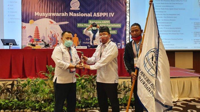 Safor Mardianto Jabat Ketua Umum, Ketua DPD ASPPI Babel Siap Dukung Demi Kemajuan Pariwisata