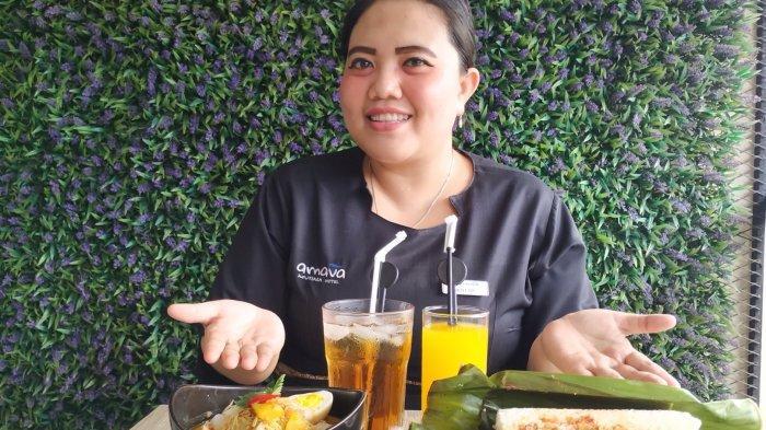 Lontong Kari Opor dan Nasi Bakar Ayam Suwir Balado, Menu Promo Havana Mutiara Hotel Belitung