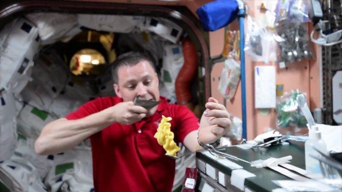 Ternyata Inilah Makanan dan Kudapan Favorit Astronot di Luar Angkasa
