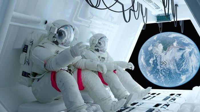Cara Astronot Menjalankan Puasa dan Sholat di Luar Angkasa
