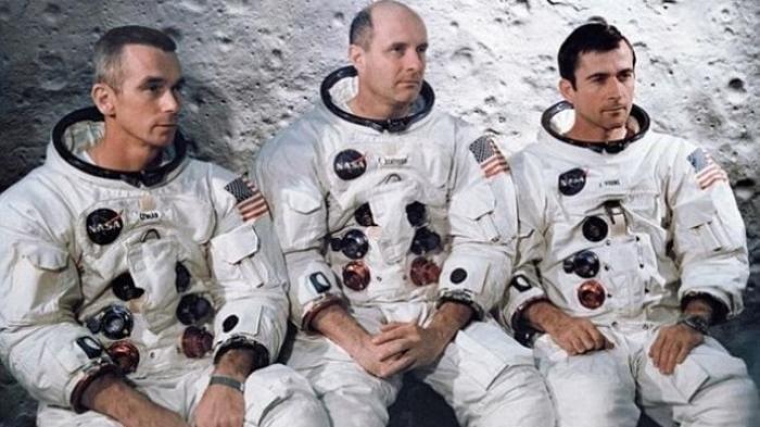 NASA Rahasiakan Selama Puluhan Tahun Rekaman Suara Misterius di Bulan, Sumber Bukan dari Bumi