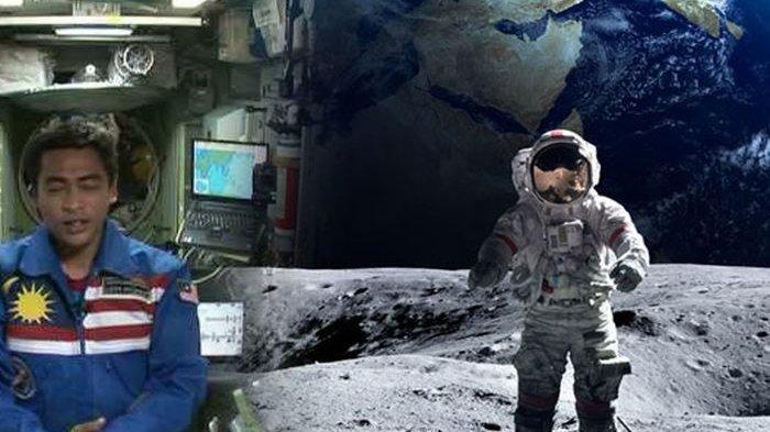 Ini Pengakuan Astronot Muslim yang Pertama Sholat di Luar Angkasa Menakjubkan