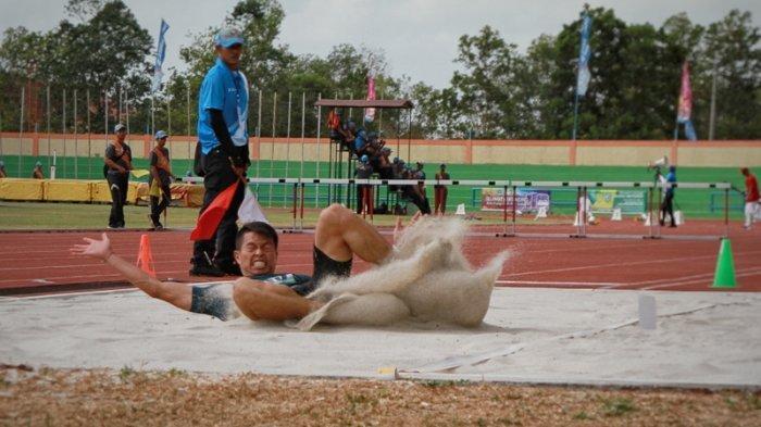 Pelaksanaan Kalpo 2019 di Belitung Timur, Hari Pertama Angin Jadi Musuh Atlet