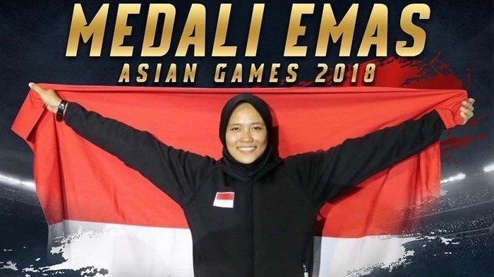 Aries Susanti 'Spiderwoman' Sumbang Medali Emas, Indonesia Koleksi 8 Emas, Intip Aksinya di Sini