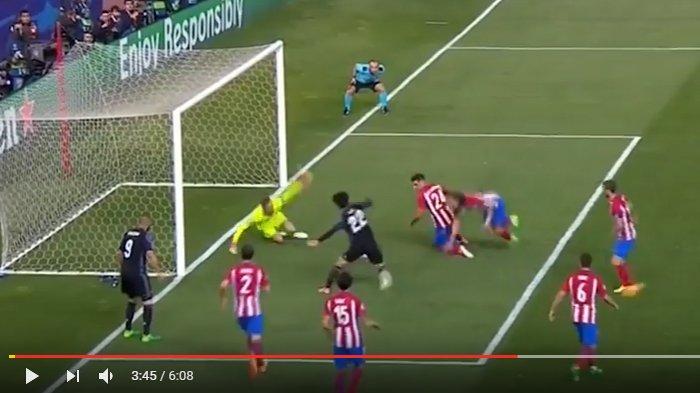 Kalah dari Atletico, Real Madrid Melenggang ke Final, Simak Video Lengkap Gol-golnya