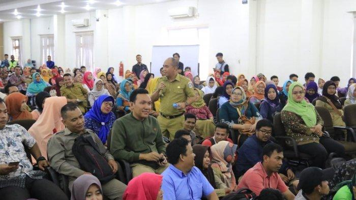 Honorer Pendidikan di Pangkalpinang Gajinya Dinaikkan, Rekrutmen Honorer Baru Dimoratorium