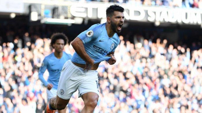 Menang Lawan Brighton 0-2 Manchester City Belum Terkalahkan