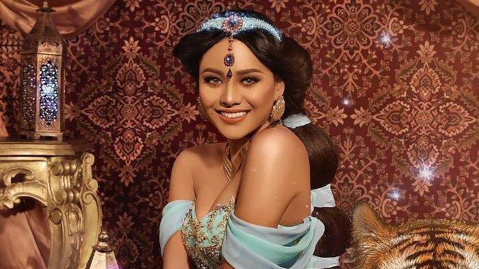 13 Seleb Indonesia ini Disulap Menjadi Putri Disney, Aurel Jadi Putri Jasmine, Jedar Jadi Cinderella