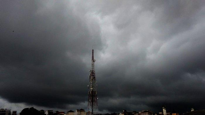 Peringatan Dini, Potensi Cuaca Ekstrem di 24 Wilayah Indonesia Hari Ini, termasuk Bangka Belitung