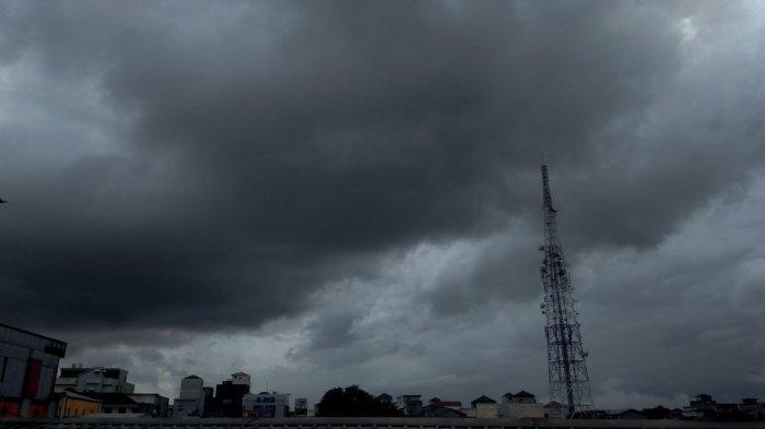 Hujan Sejak Pagi di Belitung, Ini Penyebabnya Kata BMKG