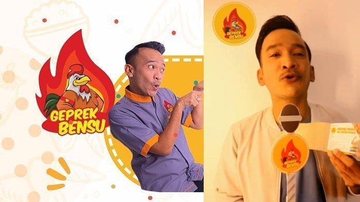MA Larang Ruben Onsu Pakai Merek ''Bensu'' yang Lebih Dulu Dipakai Benny Sujono, Diduga Lakukan Ini?