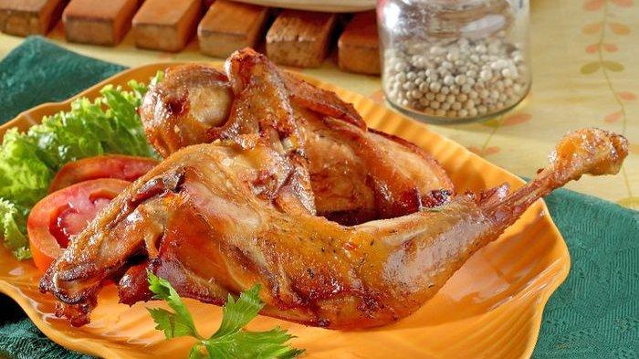 Ayam Goreng Kalasan Mantap Banget Untuk Menu Makan Siang