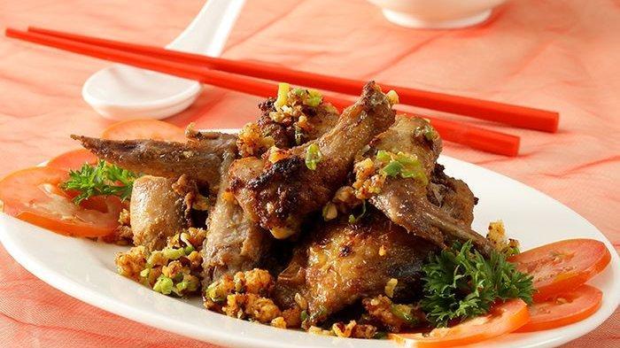 Siapa Sangka Ayam Goreng Lada Garam yang Nikmat Ini Bikin Makan Siang Jadi Lebih Berkesan