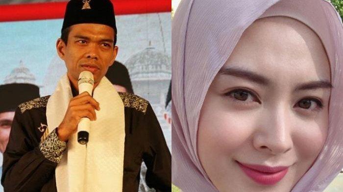 Ustaz Abdul Somad Bereaksi Saat Refly Harun Singgung Sosok Ayana Moon, Semoga Berjodoh