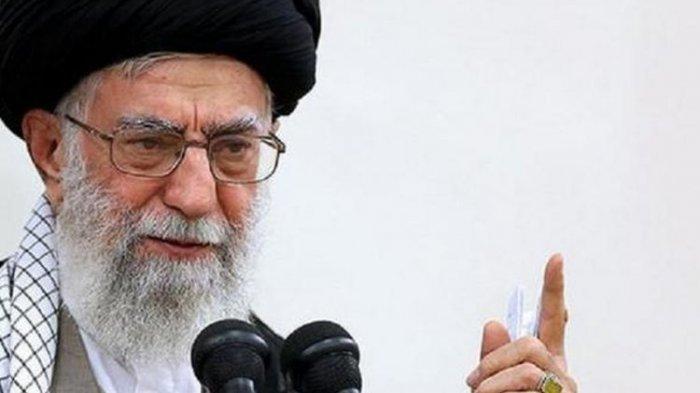 Israel Bukan Negara, Pemimpin Iran: Tapi Gembong Teroris Dunia, Tiga Negara Arab Inilah Pendukungnya