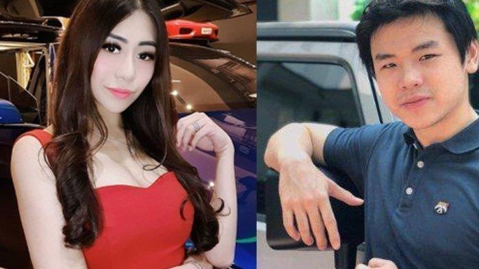Laporan Ayu Thalia Berbalik, Sean Punya Bukti Rekaman CCTV, Sebut Tak Ada Penganiayaan di Mobil