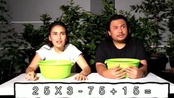 Viral Video Keanugl Ledek Ayu Ting Ting Tak Bisa Jawab Soal Hitung-hitungan: Enggak Sekolah Sih Lu!