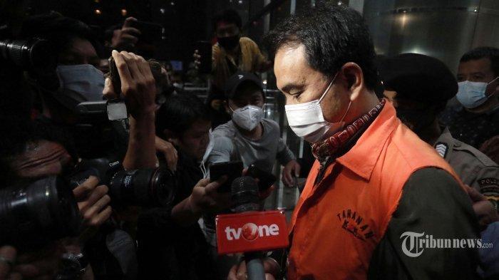 Resmi Jadi Tersangka, Azis Syamsuddin Kirim Surat ke Airlangga Hartarto, Mundur dari Wakil Ketua DPR