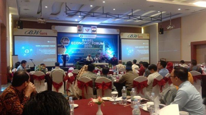 Bank Indonesia dan Pemkab Belitung, Dorong UMKM ke Dunia Digital