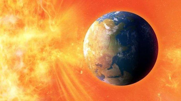 Kiamat Internet di Dunia Segera Terjadi, Badai Matahari sudah Menuju ke Bumi Bisa Hancurkan Satelit