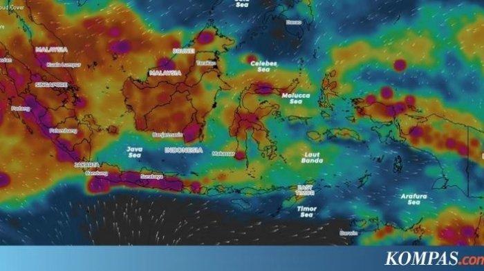 Waspadai 14 Lokasi Rawan Bencana di Indonesia Pada Puncak Musim Hujan, Termasuk Bangka Belitung