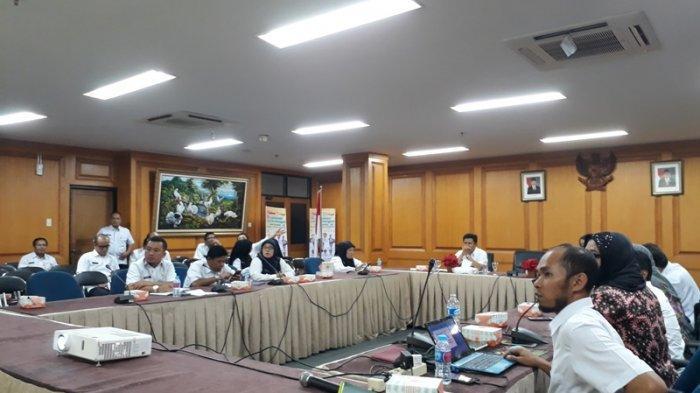 Badan Geopark Paparkan Dossier Geopark Belitong di Pemerintah Provinsi
