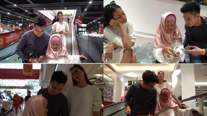 Tya Ariestya Bongkar Kebaikan Baim Wong , Rawat dan Sayang Luar Biasa ke Nenek Iroh