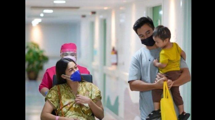Kabar Bahagia, Kiano Punya Adik, Paula Verhoeven Istri Baim Wong Baru Saja Melahirkan Anak Kedua