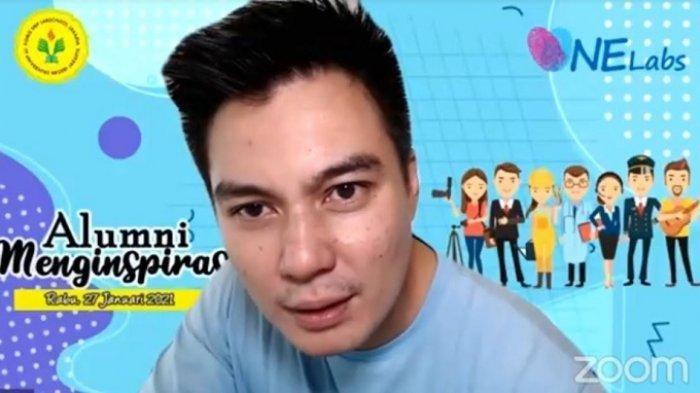 Sambil Tertawa Baim Wong Cerita Pengalaman Saat Masih SMP